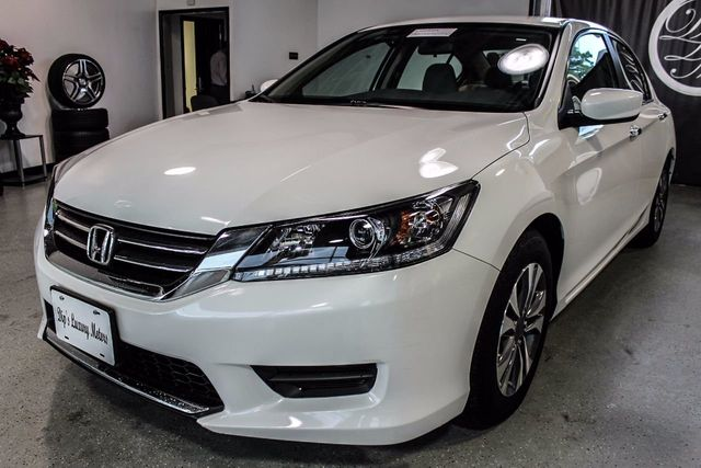 2013 used honda accord sedan 4dr i4 cvt lx at dip 39 s luxury motors serving elizabeth nj iid for Honda accord used 2013