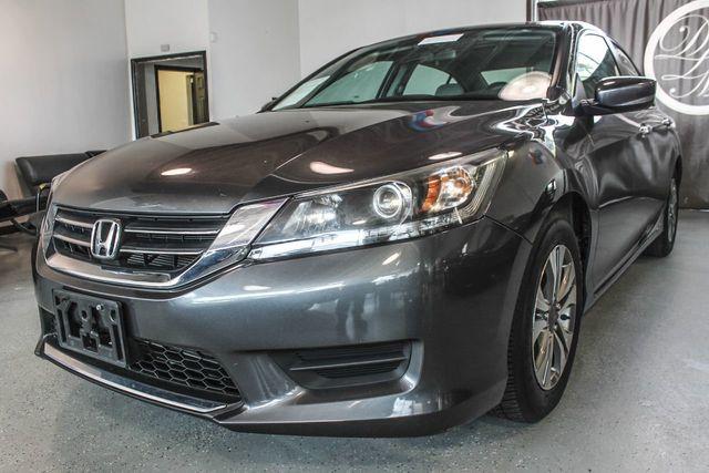 2013 Honda Accord Sedan 4dr I4 CVT LX