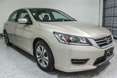 2013 Honda Accord Sedan 4dr I4 CVT LX - Click to see full-size photo viewer