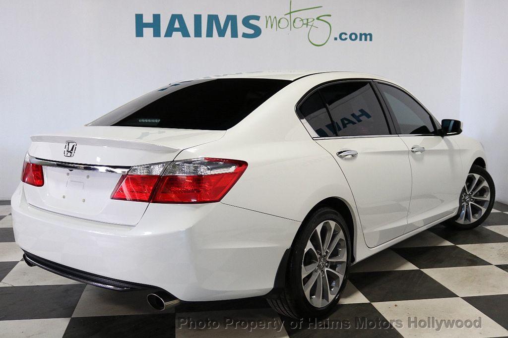 2013 Honda Accord Sedan 4dr I4 CVT Sport - 18692137 - 6