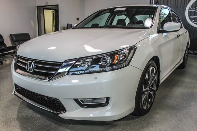 2013 Honda Accord Sedan 4dr I4 CVT Sport