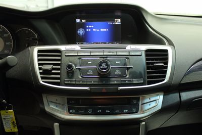 2013 Honda Accord Sedan 4dr I4 CVT Sport - Click to see full-size photo viewer