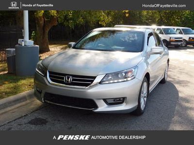 2013 Honda Accord Sedan 4dr V6 Automatic EX-L PZEV