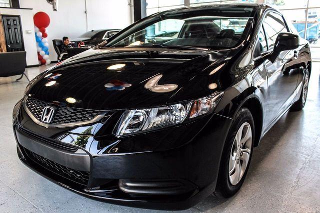 2013 Honda Civic Coupe >> 2013 Used Honda Civic Coupe 2dr Automatic Lx At Dip S Luxury Motors Serving Elizabeth Nj Iid 15087507