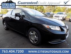 2013 Honda Civic Coupe - 2HGFG3B50DH502025