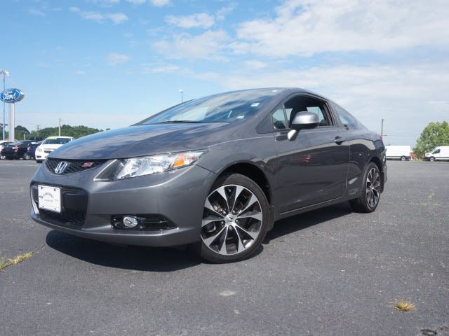2013 Honda Civic Coupe SI - 13713282 - 0