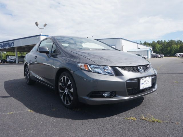 2013 Honda Civic Coupe SI - 13713282 - 2