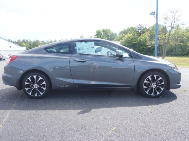 2013 Honda Civic Coupe SI Coupe   2HGFG4A57DH706313   3