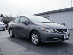 2013 Honda Civic Sedan - 2HGFB2F54DH550730