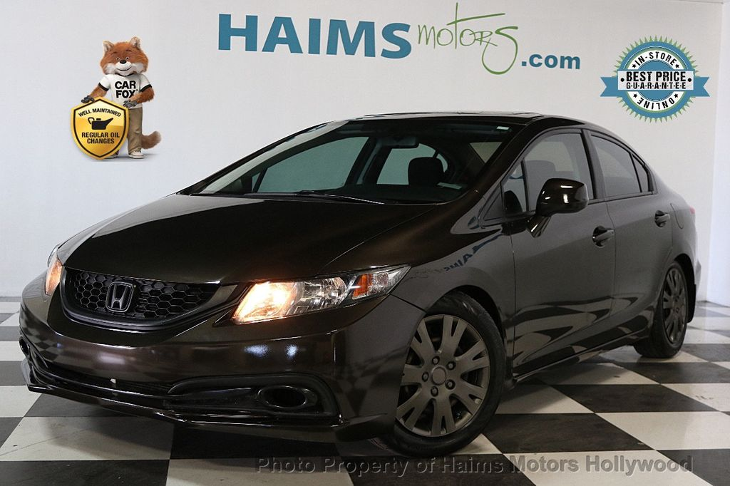 2013 Honda Civic Sedan 4dr Automatic EX - 17446264