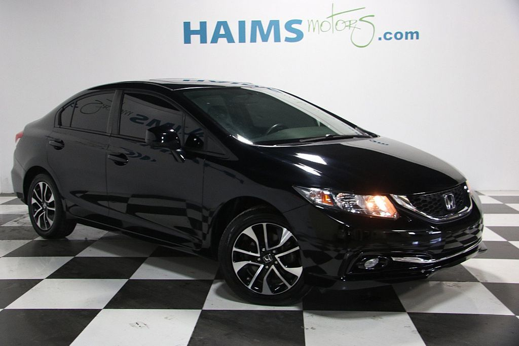 Lovely 2013 Honda Civic Sedan 4dr Automatic EX L   16237535   2