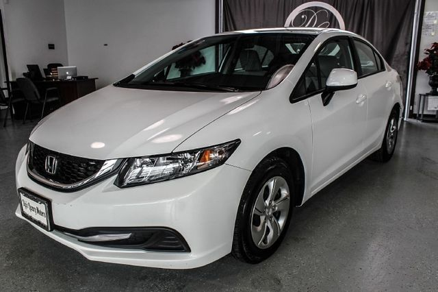 2013 used honda civic sedan 4dr automatic lx at dip 39 s