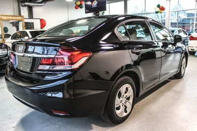 2013 Honda Civic Sedan 4dr Automatic LX - Click to see full-size photo viewer