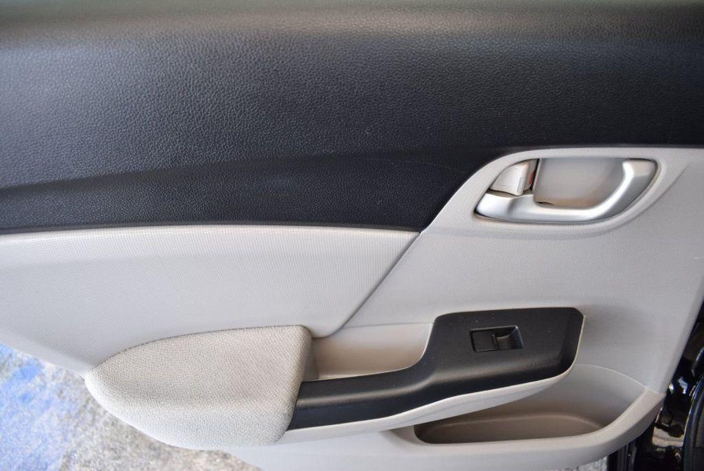 2013 Honda Civic Sedan 4dr Automatic LX - 18194294 - 13