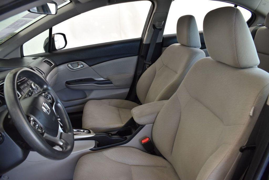2013 Honda Civic Sedan 4dr Automatic LX - 18194294 - 14