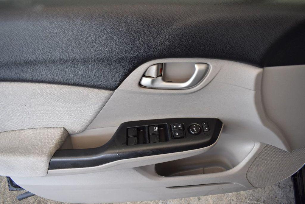 2013 Honda Civic Sedan 4dr Automatic LX - 18194294 - 15