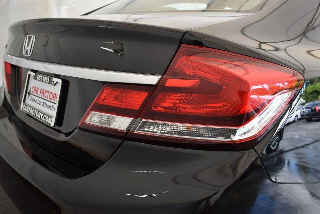 2013 Honda Civic Sedan 4dr Automatic LX - 18194294 - 1