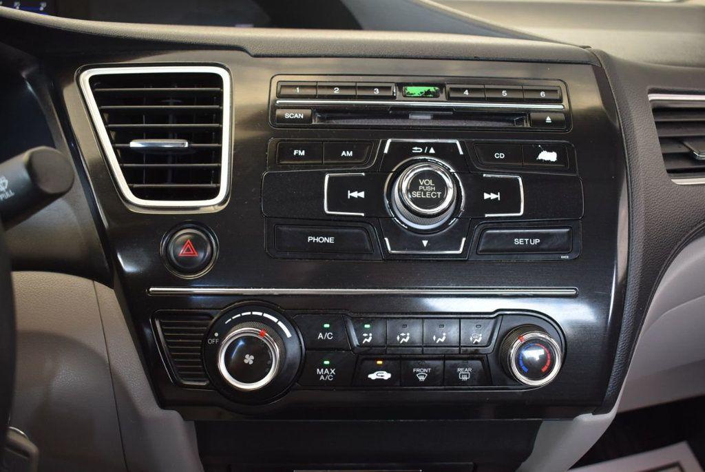 2013 Honda Civic Sedan 4dr Automatic LX - 18194294 - 21