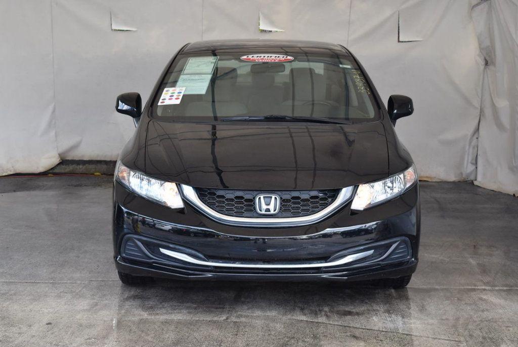 2013 Honda Civic Sedan 4dr Automatic LX - 18194294 - 3