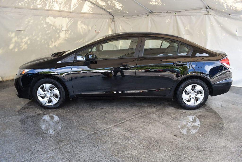 2013 Honda Civic Sedan 4dr Automatic LX - 18194294 - 4
