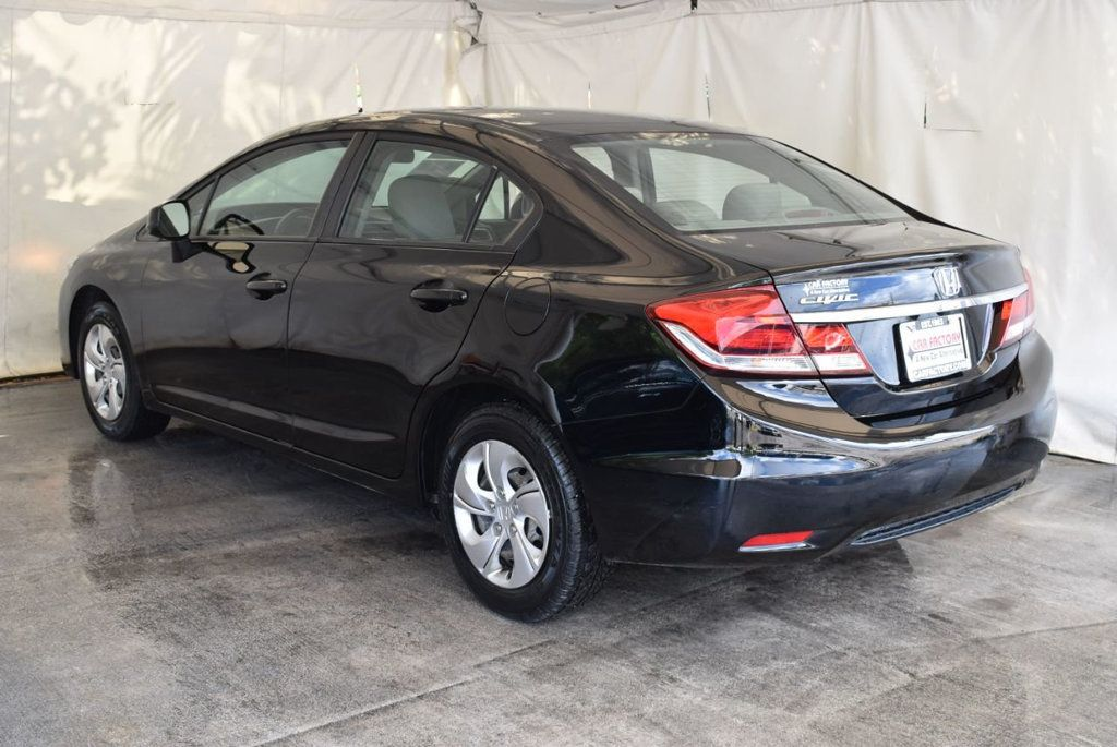 2013 Honda Civic Sedan 4dr Automatic LX - 18194294 - 5