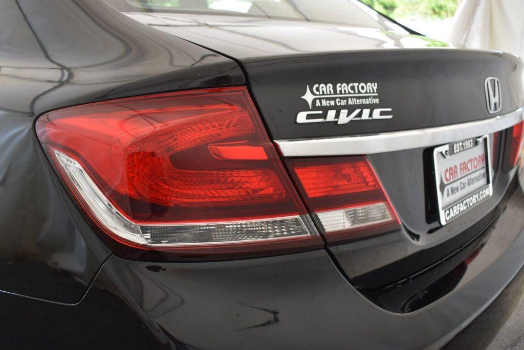 2013 Honda Civic Sedan 4dr Automatic LX - 18194294 - 6