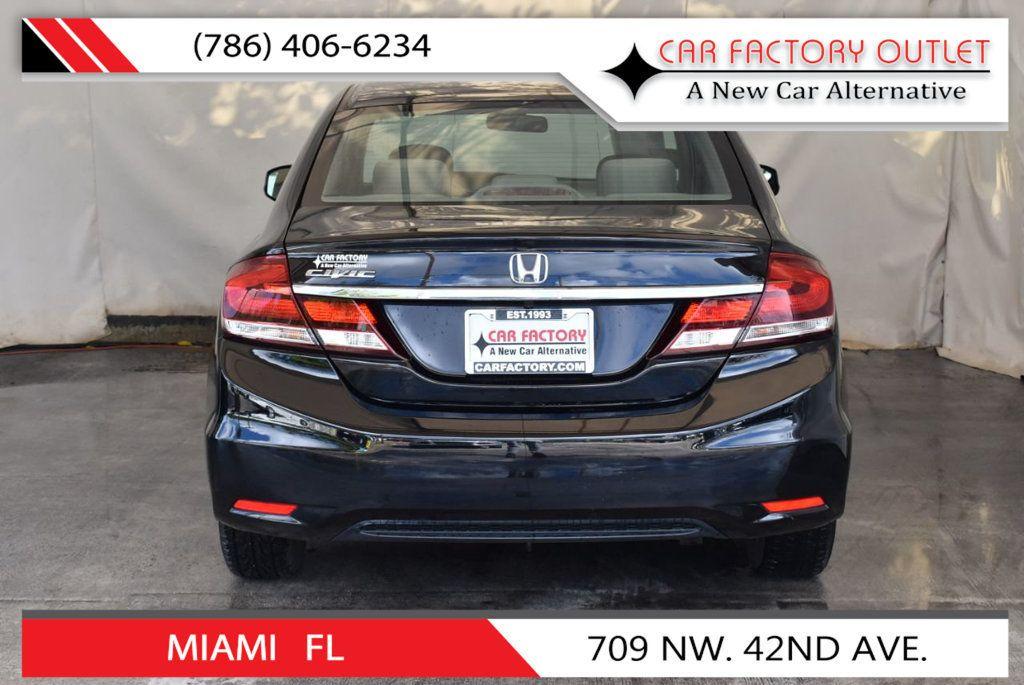 2013 Honda Civic Sedan 4dr Automatic LX - 18194294 - 7