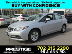 2013 Honda Civic Sedan - 19XFB2F58DE204416