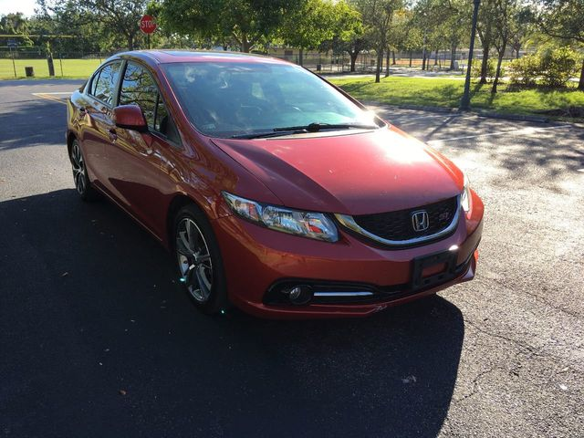 2013 Honda Civic Sedan 4dr Manual Si - Click to see full-size photo viewer