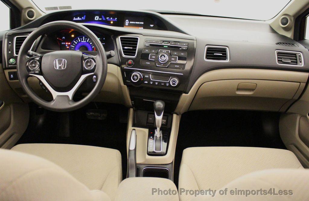 2013 Honda Civic Sedan CERTIFIED CIVIC EX - 18130544 - 34
