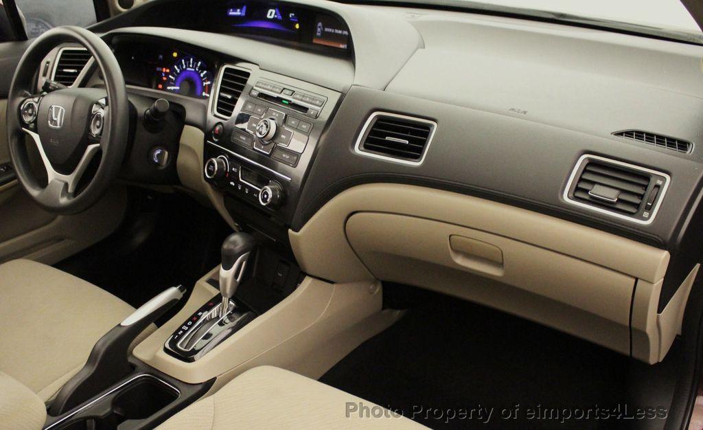 2013 Honda Civic Sedan CERTIFIED CIVIC EX - 18130544 - 35
