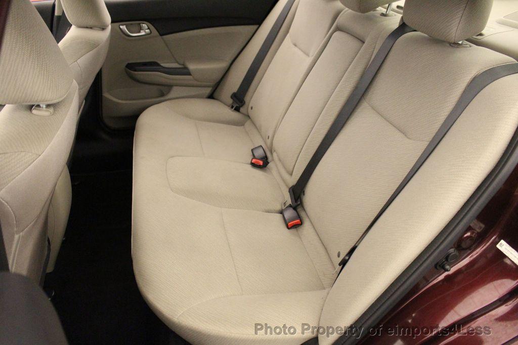 2013 Honda Civic Sedan CERTIFIED CIVIC EX - 18130544 - 36