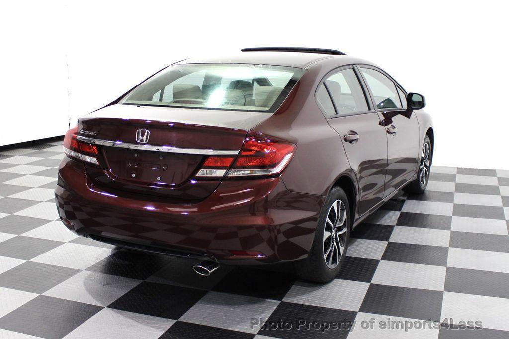 2013 Honda Civic Sedan CERTIFIED CIVIC EX - 18130544 - 3