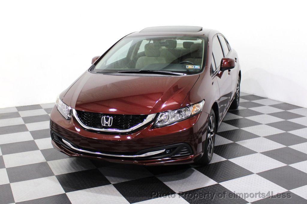 2013 Honda Civic Sedan CERTIFIED CIVIC EX - 18130544 - 44