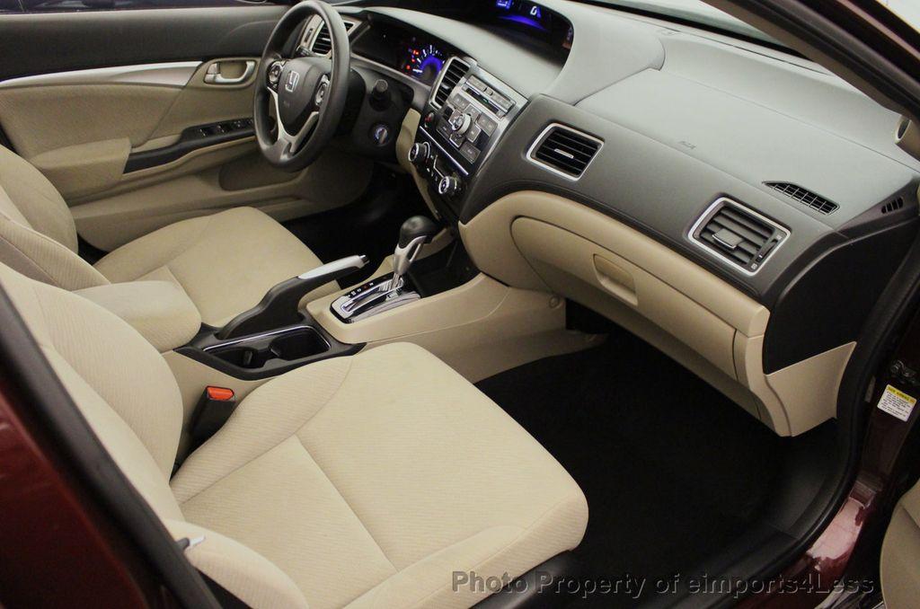 2013 Honda Civic Sedan CERTIFIED CIVIC EX - 18130544 - 49