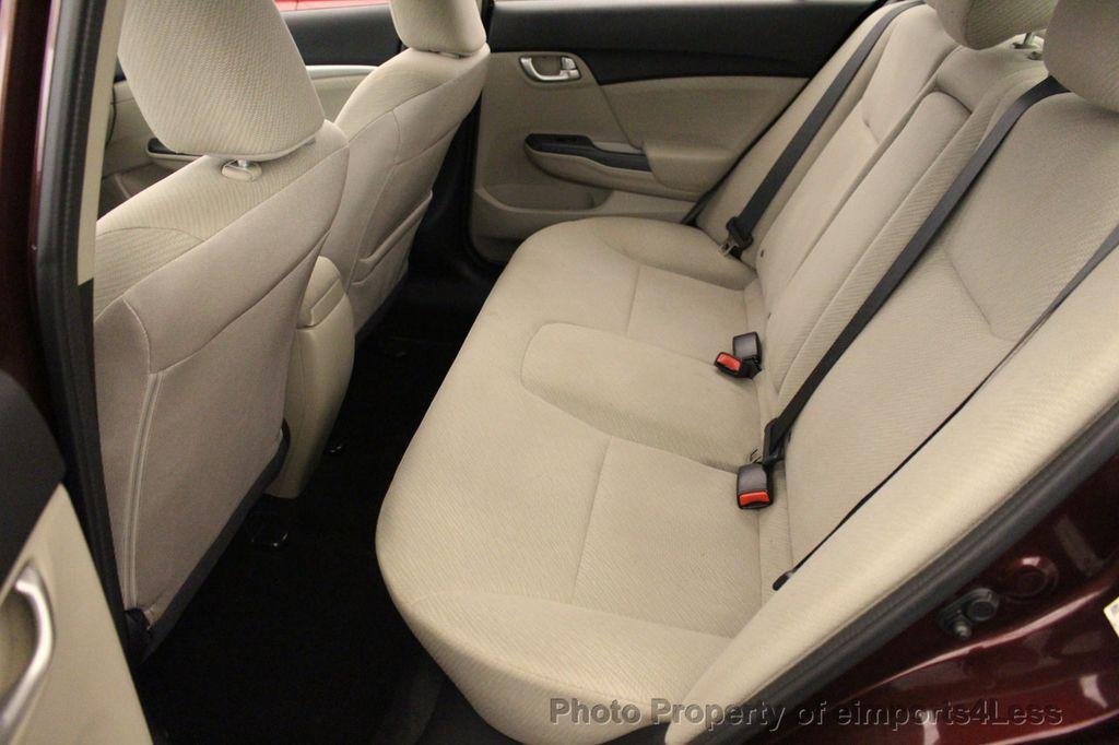 2013 Honda Civic Sedan CERTIFIED CIVIC EX - 18130544 - 50