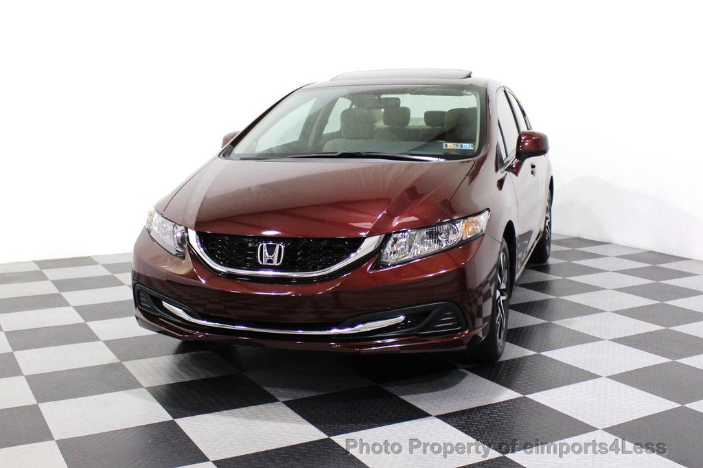 2013 Honda Civic Sedan CERTIFIED CIVIC EX - 18130544 - 52