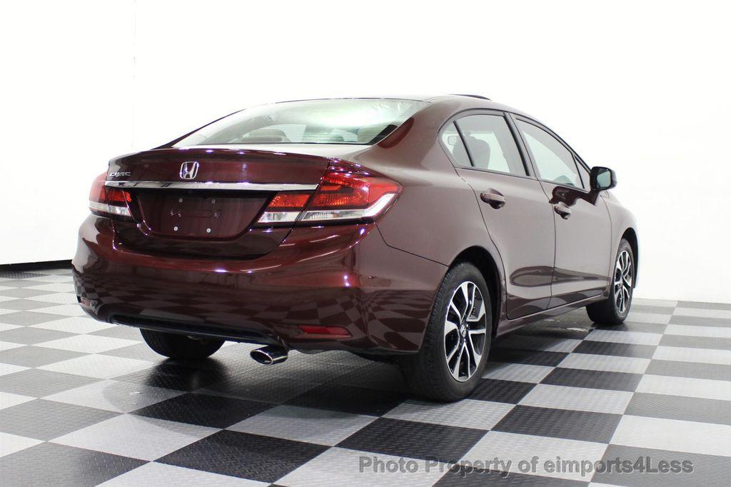 2013 Honda Civic Sedan CERTIFIED CIVIC EX - 18130544 - 54