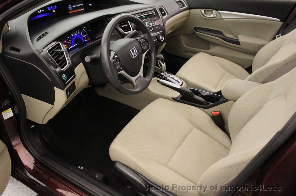 2013 Honda Civic Sedan CERTIFIED CIVIC EX - 18130544 - 5
