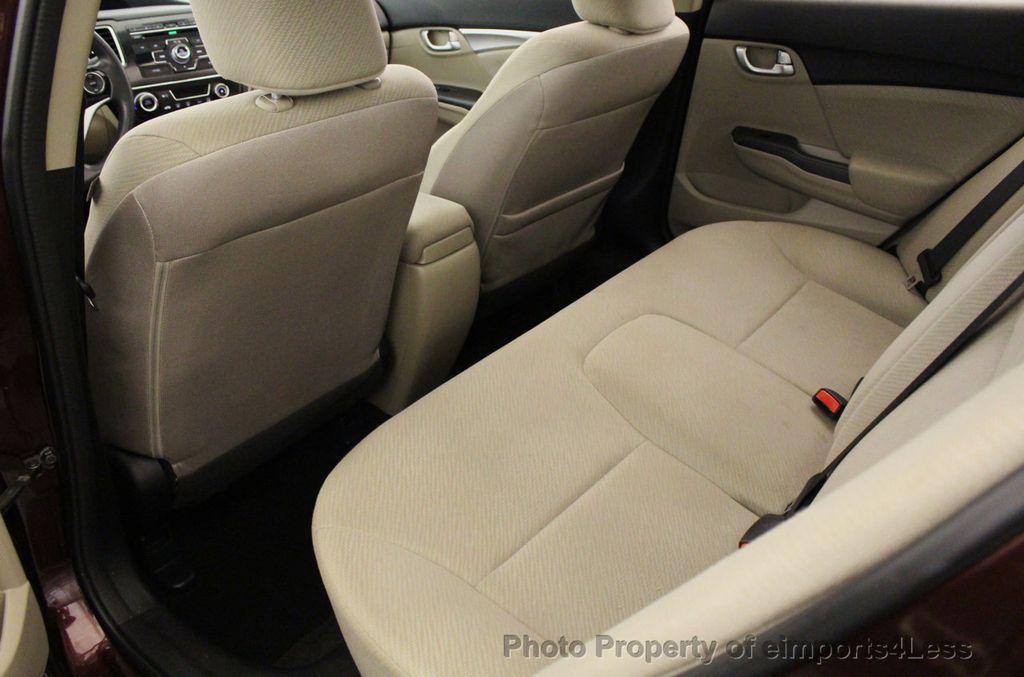 2013 Honda Civic Sedan CERTIFIED CIVIC EX - 18130544 - 6