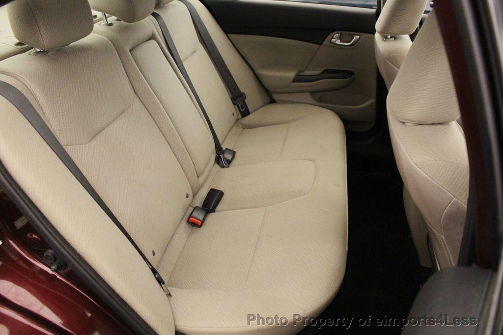 2013 Honda Civic Sedan CERTIFIED CIVIC EX - 18130544 - 7