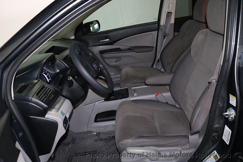 2013 Honda CR-V 2WD 5dr LX - 18663300 - 15