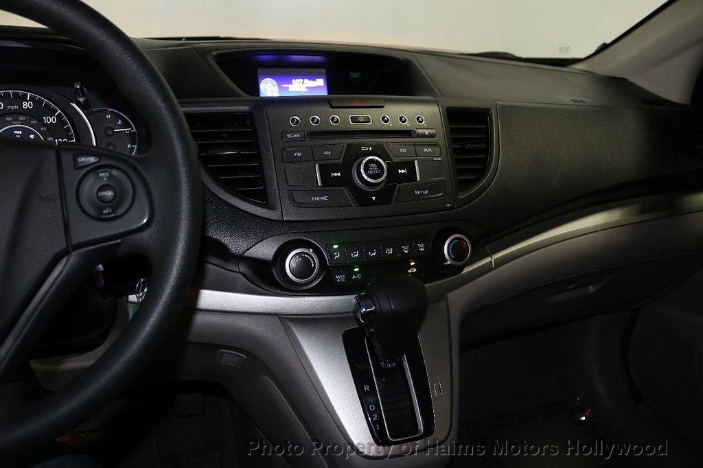 2013 Honda CR-V 2WD 5dr LX - 18663300 - 17