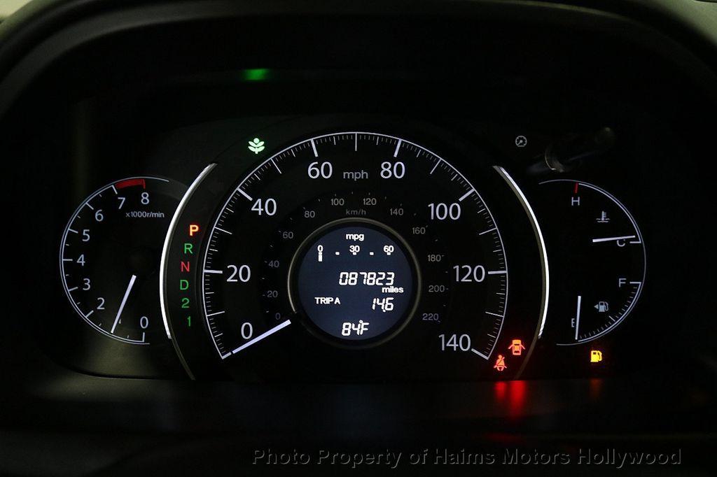 2013 Honda CR-V 2WD 5dr LX - 18663300 - 25