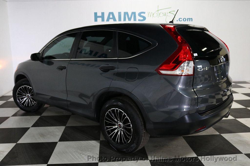 2013 Honda CR-V 2WD 5dr LX - 18663300 - 4