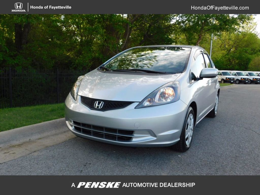 2013 Honda Fit 5dr Hatchback Manual - 16312755 - 0