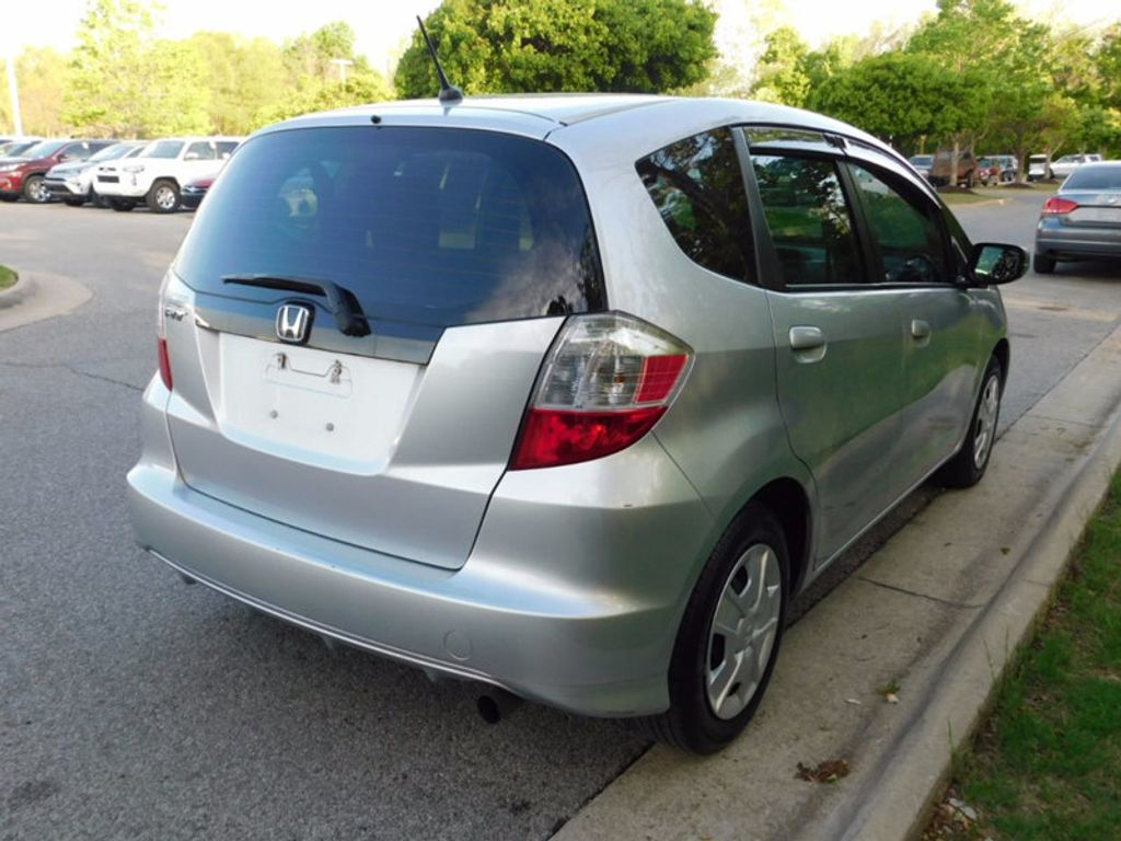2013 Honda Fit 5dr Hatchback Manual - 16312755 - 2
