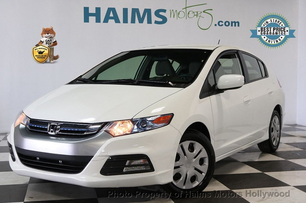 2013 Honda Insight 5dr CVT - 17643056 - 0