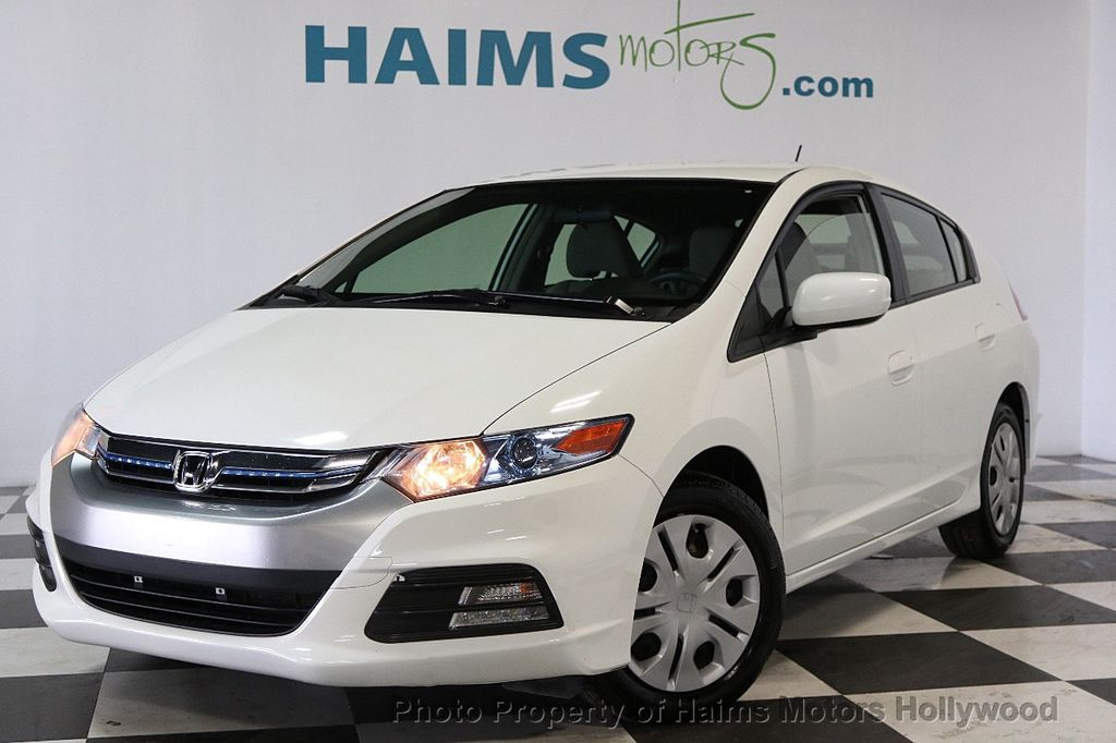 2013 Honda Insight 5dr CVT - 17643056 - 1