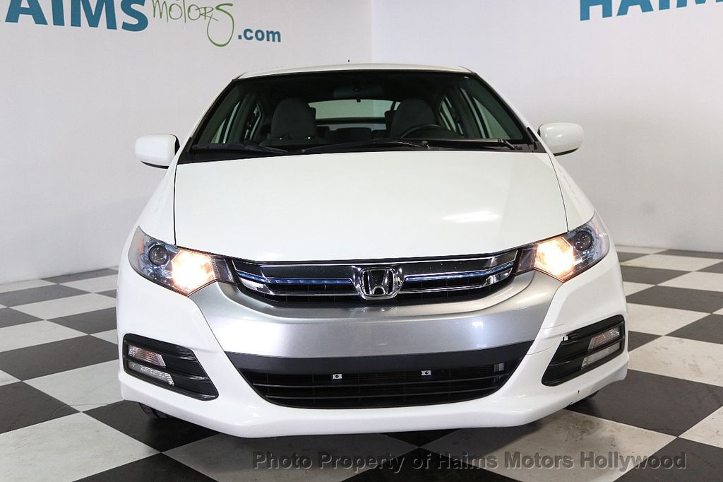 2013 Honda Insight 5dr CVT - 17643056 - 2